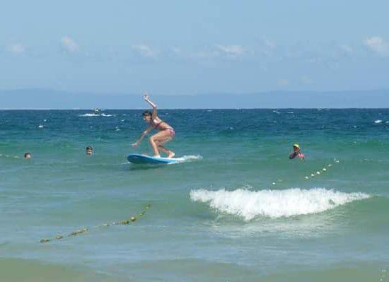 summer camp with surf program