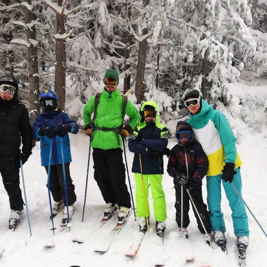 Ски и сноуборд училище от Adventure Net | Зимни услуги